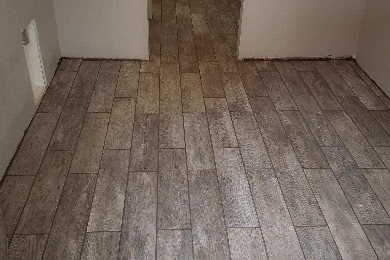 Wood Look Tile Flooring Hayven Homes